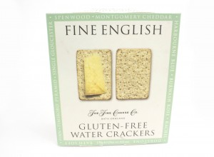 FE Gluten Free water crackers