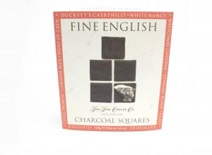 FE charcole squares