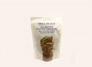 Grate britain stilton biscuits