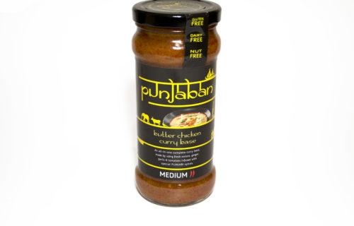 Punjaban Butter Chicken