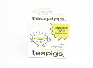 Teapigs Matcha powder tin