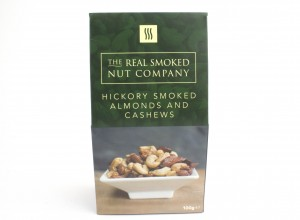 hickory smoked almonds and cashews