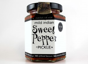 sweet pepper pickle