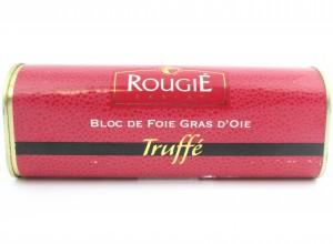 Bloc de foie gras d'oie truffe  310g