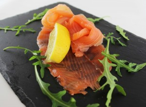 smoked salmon main