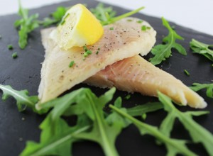 Smoked Trout main