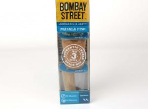 Bombay Street masala Fish