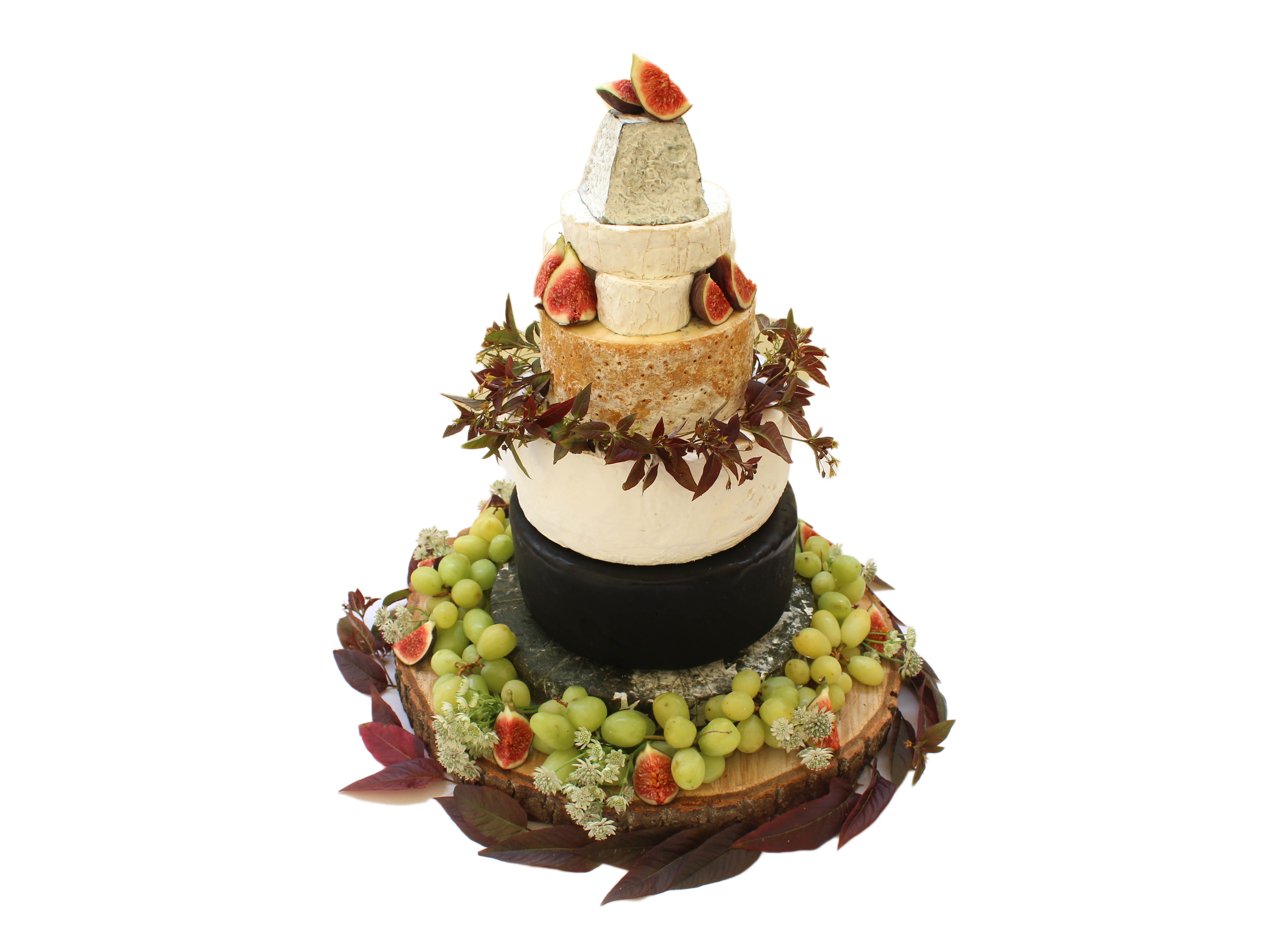 Otters Cheese Celebration Cake Example 2 | Otters Fine Foods