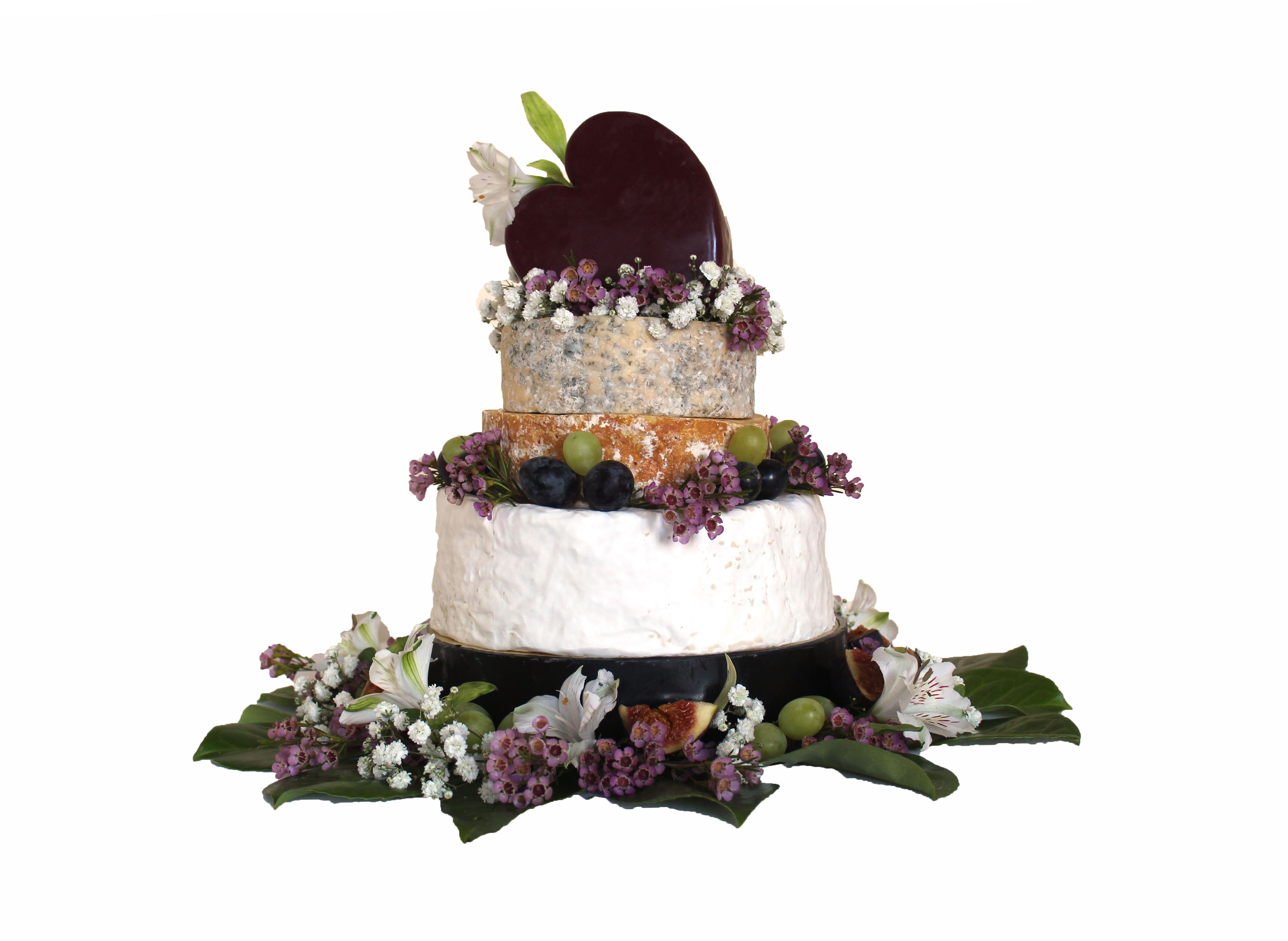 Otters Cheese Celebration Cake Example 13 | Otters Fine Foods
