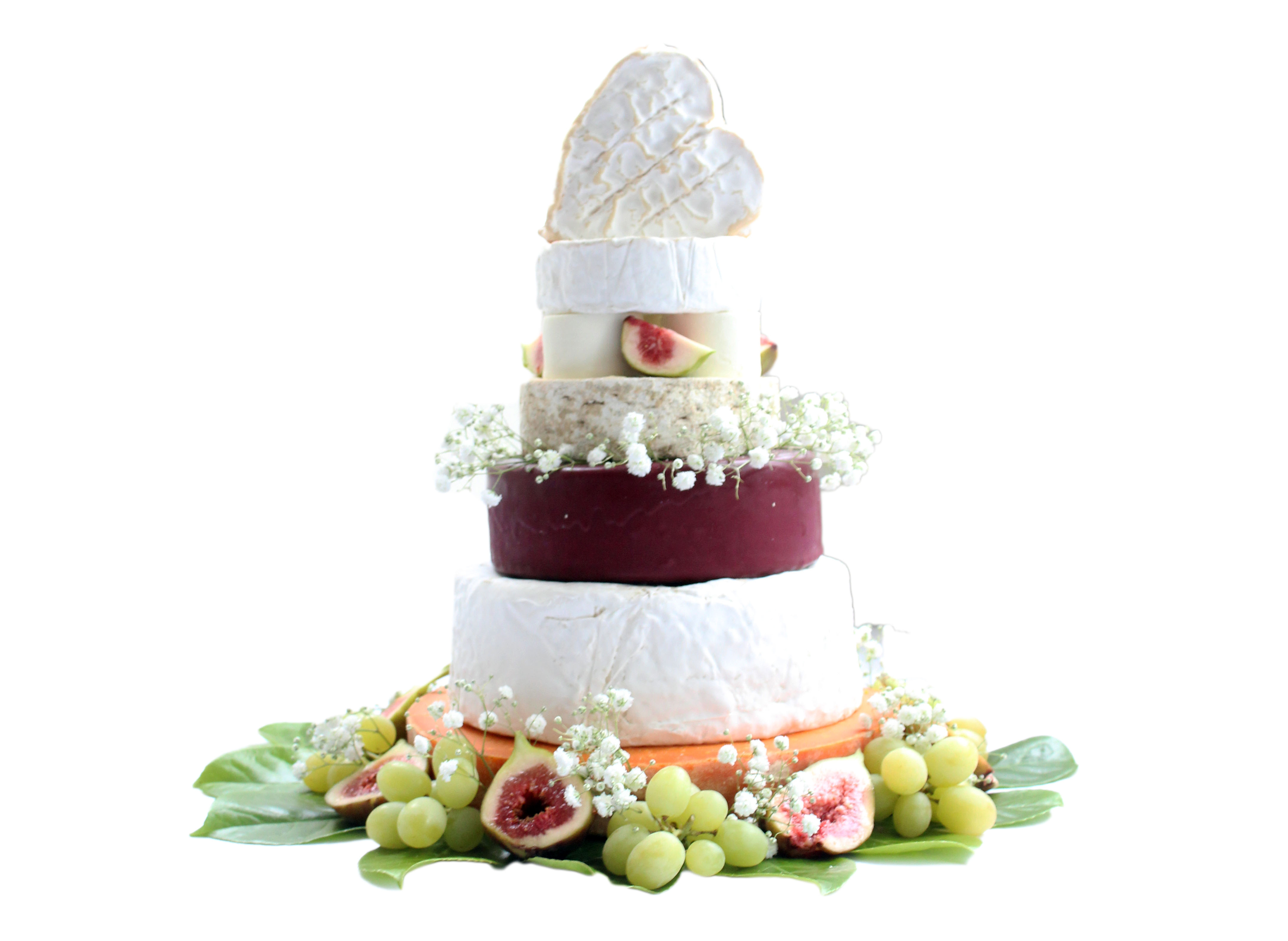Otters Cheese Celebration Cake Example 8 | Otters Fine Foods