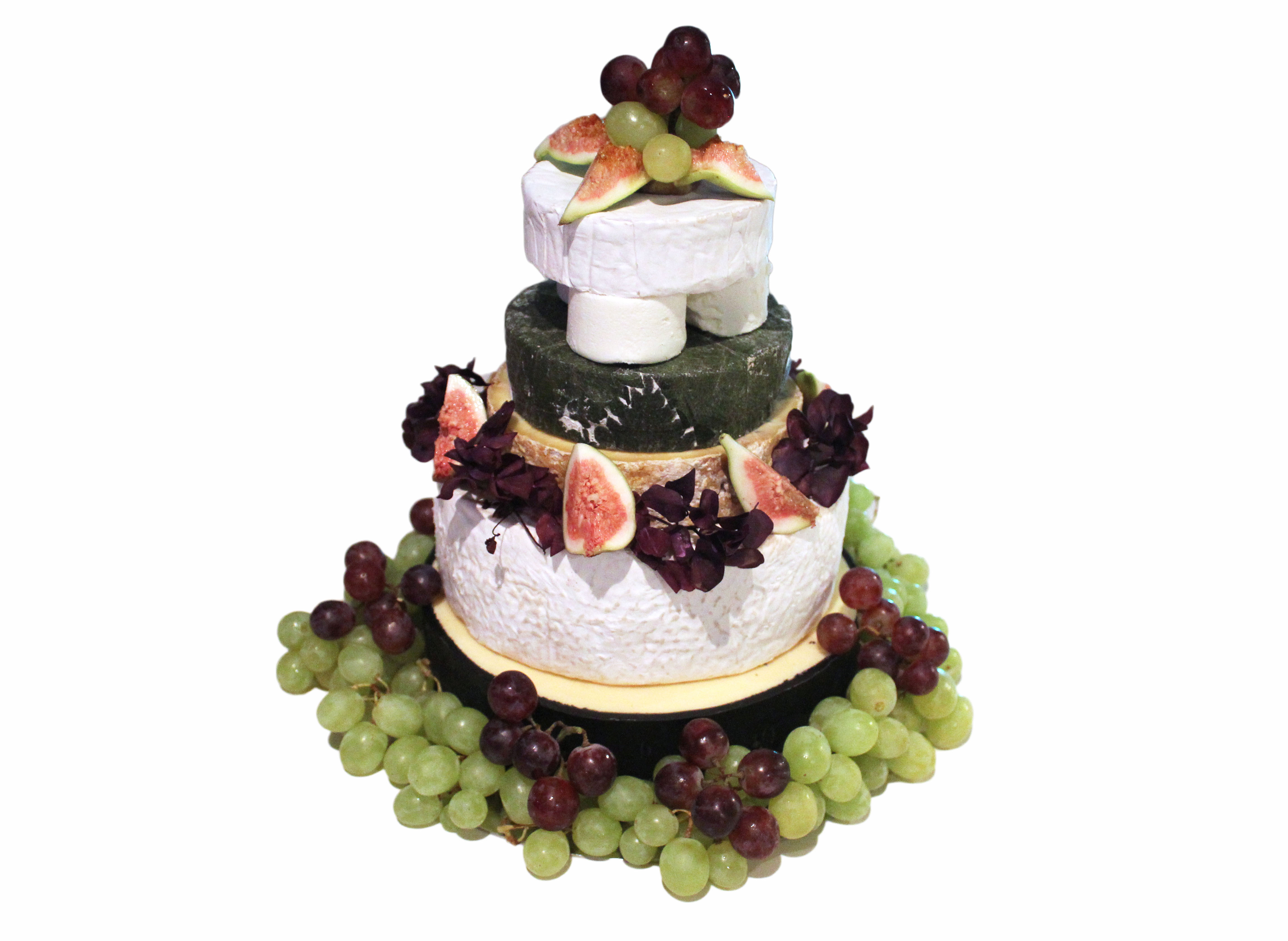 Otters Cheese Celebration Cake Example 12 | Otters Fine Foods
