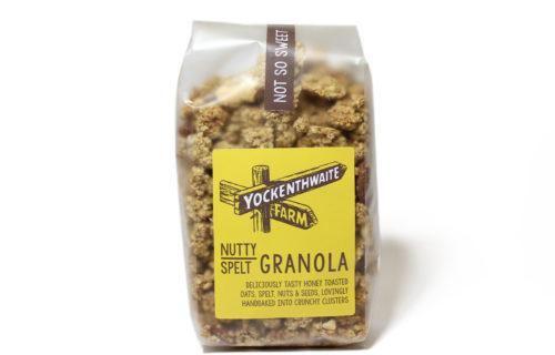 yockenthwaite Nutty Spelt Granola