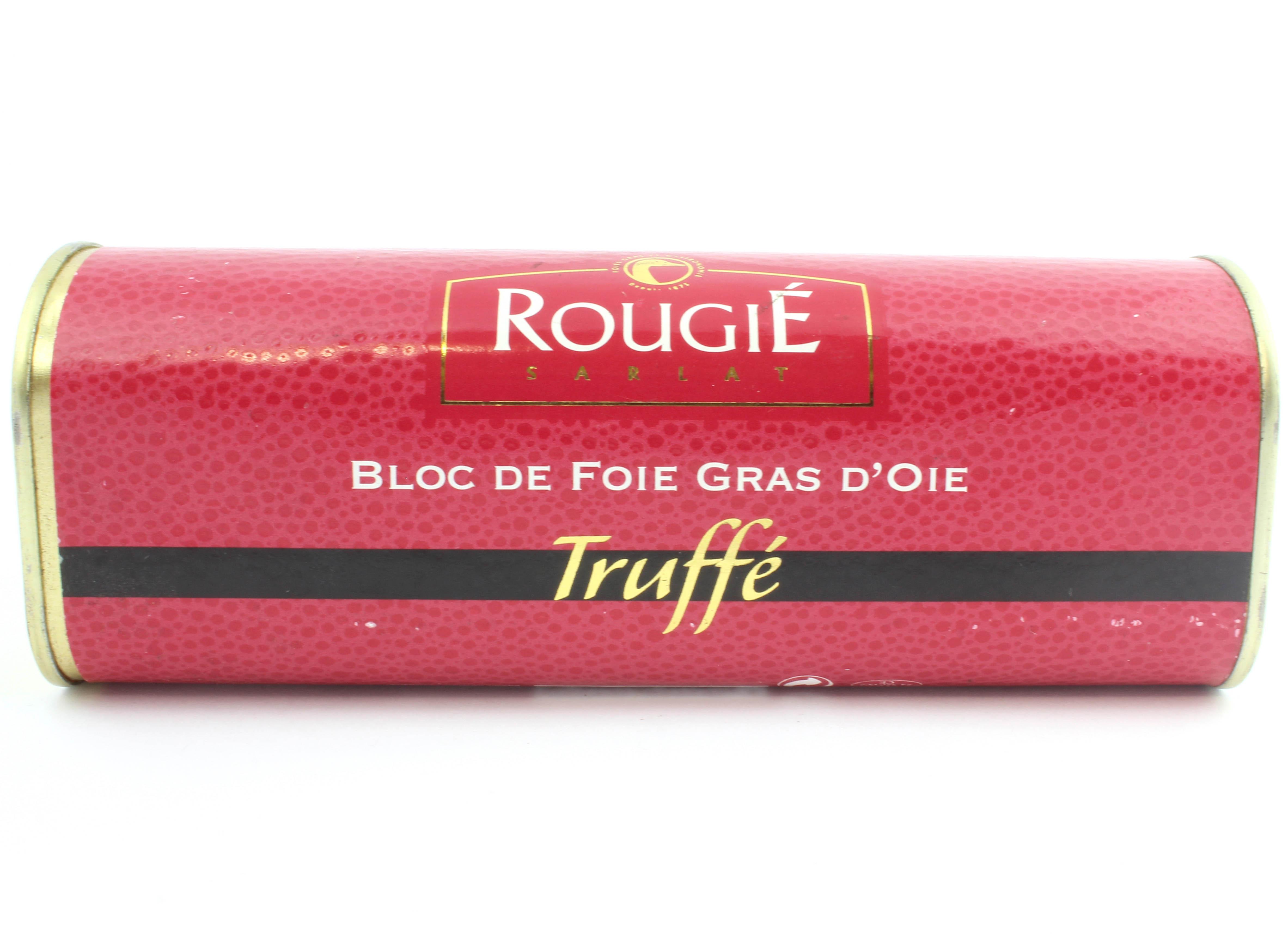 Bloc de Foie Gras d'oie Truffle 210g