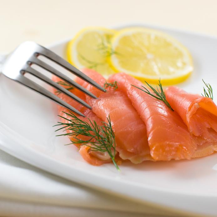 227g Sliced Scottish Smoked Salmon