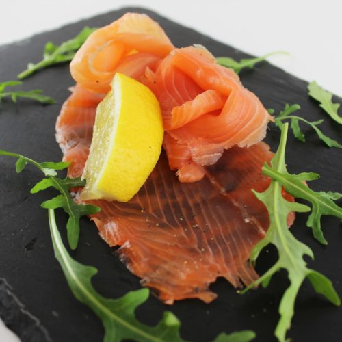 114g Sliced Scottish Smoked Salmon
