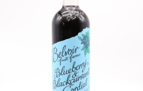 blueberry and blackcurrant