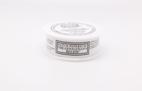 gentleman relish white
