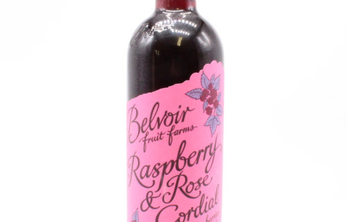 raspberry and rose